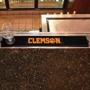 Clemson Tigers Bar Drink Mat