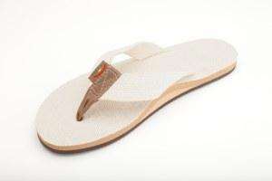Rainbow Sandals Ladies Hemp NAT LS