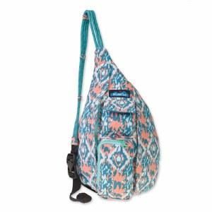 Kavu BEACH PAINT Mini Rope Bag