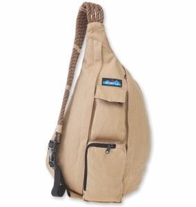 Kavu KHAKI Rope Bag