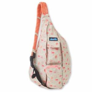 Kavu CHILLIN FLAMINGO Rope Bag