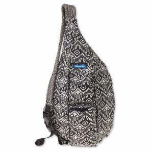 Kavu BLACK BATIK Rope Bag