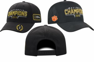 Clemson Tigers 2018 National Champs Hat