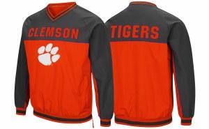 Clemson Tigers Coach's Windbreaker MEDIUM