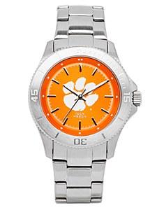 Clemson Tigers Ladies Sport Bracelet Watch