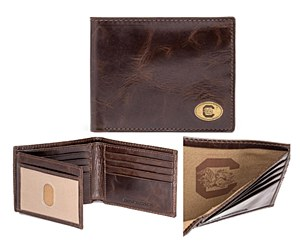 South Carolina Gamecocks Mens Travelers Wallet