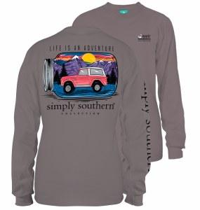 Simply Southern Jar Long Sleeve T-Shirt SMALL