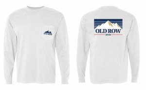 Old Row Mountain Brew Long Sleeve T-Shirt 2XL