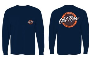 Old Row Tailgate Long Sleeve T-Shirt SMALL