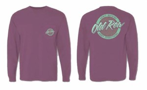Old Row Rad Chicks Long Sleeve T-Shirt LARGE
