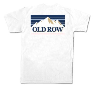 Old Row Mountain Brew T-Shirt SMALL