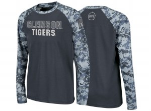 Clemson Tigers OHT YOUTH L/S Tee  YOUTH X-SMALL
