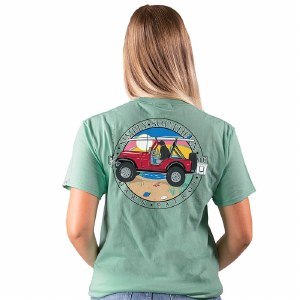 Simply Southern Patrol T-Shirt SMALL