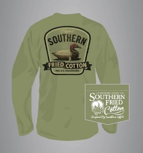 Southern Fried Cotton Duck On Call Long Sleeve MEDIUM