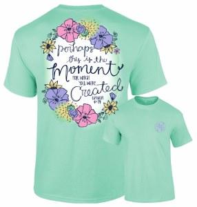 Ashton Brye You Were Created T-Shirt LARGE