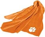 Clemson Tigers Fleece Blanket