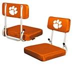 Clemson Tigers Hardback Stadium Seat
