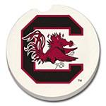 South Carolina Gamecocks Car Coaster