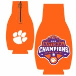 Clemson Tigers 2018 National Champs Bottle Koozie