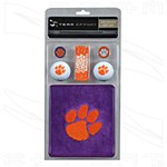 Clemson Tigers Golf Gift Set