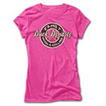Duck Dynasty Ladies Pink T-Shirt SM