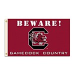 "South Carolina Gamecocks ""Gamecock Country"" Banner Flag"