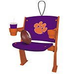 Clemson Tigers Chair Ornament