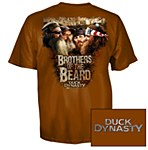Duck Dynasty Orange T-Shirt SM