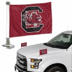 South Carolina Gamecocks Ambassador Car Flags