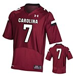 South Carolina Gamecocks #7 Clowney 2013 Jersey GARN 3XL