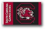 South Carolina Gamecocks 2-sided 3x5 Flag