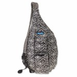 Kavu BLACK BATIK Rope Bag
