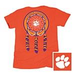 Clemson Tigers Dream Catcher T-Shirt SM