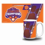 Clemson Tigers 2018 National Champs Coffee Mug