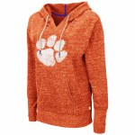 Clemson Tigers Ladies Pullover Hoodie SMALL