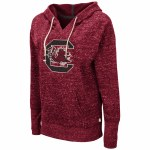 South Carolina Gamecocks Ladies Pullover Hoodie SMALL