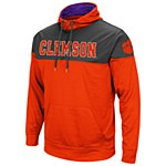 Clemson Tigers Men's 1/4 Pullover Hoodie X-LARGE