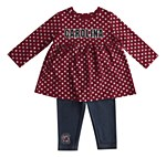 South Carolina Gamecocks Infant Dress Set 6-12