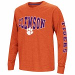 Clemson Tigers Youth L/S Tee YLG