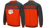 Clemson Tigers Coach's Windbreaker SMALL