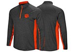 Clemson Tigers Men's 1/4 Zip Windshirt MEDIUM
