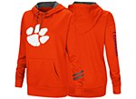 Clemson Tigers Ladies Fleece Hoodie SMALL
