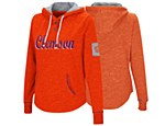 Clemson Tigers Ladies Fleece Hoodie LARGE