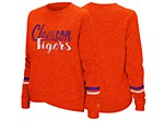 Clemson Tigers Ladies Pullover SMALL