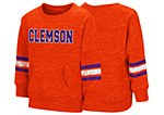 Clemson Tigers Toddler Girls Fleece Pullover 4T