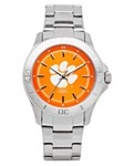 Clemson Tigers Ladies Sport Bracelet Watch