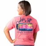 Simply Southern Lake T-Shirt SMALL