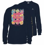 Simply Southern She Could Long Sleeve T-Shirt SMALL
