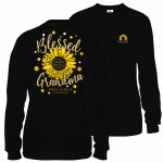 Simply Southern Grandma Long Sleeve T-Shirt SMALL