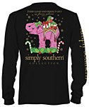 Simply Southern Gift Youth Long Sleeve T-Shirt YM